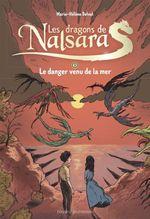 Vente Livre Numérique : Les dragons de Nalsara compilation, Tome 03  - Alban Marilleau - Marie-Hélène Delval