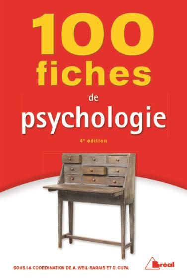 100 fiches de psychologie (4e édition)