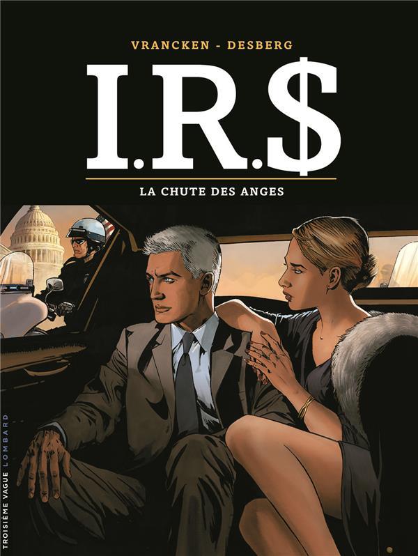 I.R.S. T.21  -  LA CHUTE DES ANGES