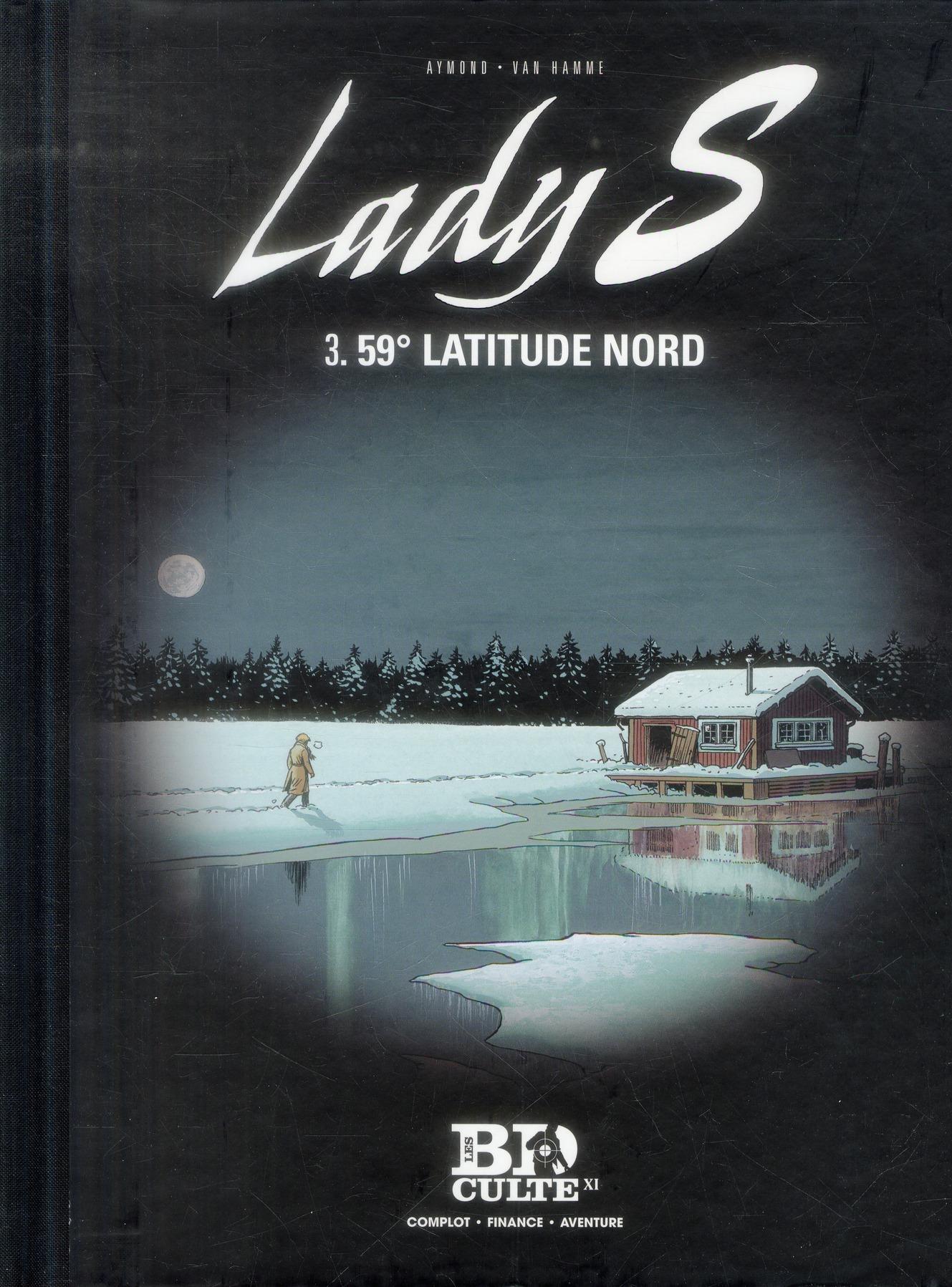 Lady S. T.3 ; 59° latitude Nord