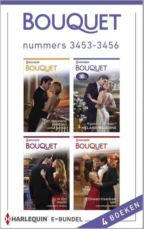 Bouquet e-bundel nummers 3453-3456 (4-in-1)