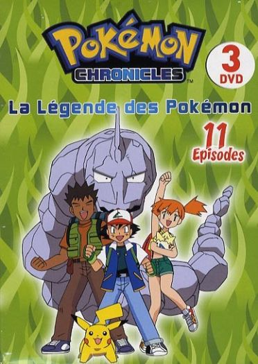 Pokémon chronicles, vol. 2
