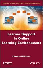 Vente Livre Numérique : Learner Support in Online Learning Environments  - Chrysta Pelissier