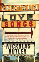 Vente Livre Numérique : Shotgun Lovesongs  - Nickolas Butler