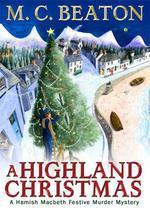 Vente Livre Numérique : A Highland Christmas  - Beaton M C