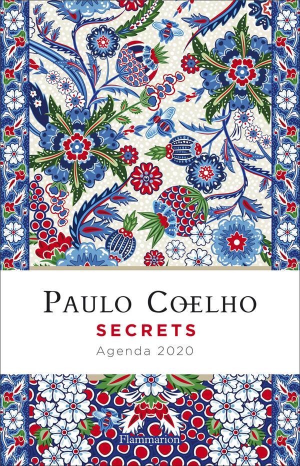Agenda coelho 2020 ; secrets (édition 2020)