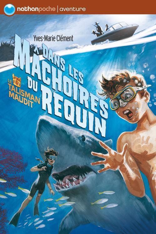 Dans les mâchoires du requin