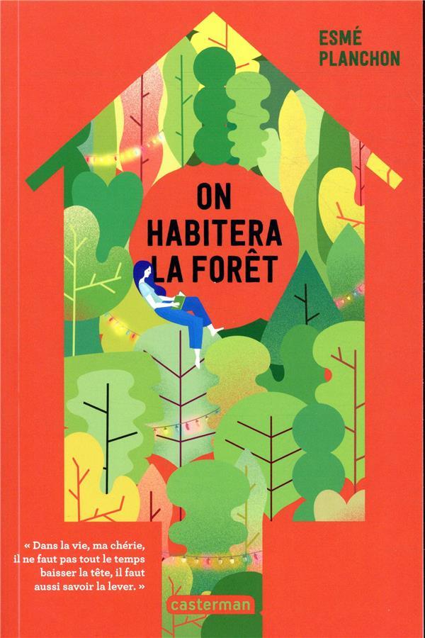 ON HABITERA LA FORET PLANCHON ESME