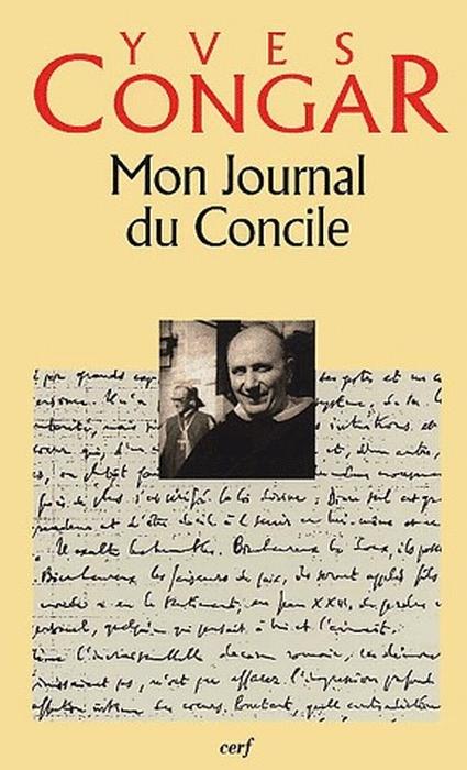 MON JOURNAL DU CONCILE, I ET II