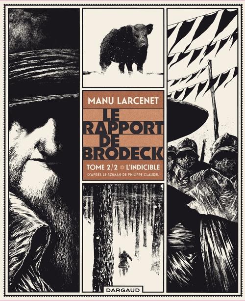 Le rapport de Brodeck t.2 ; l'indicible