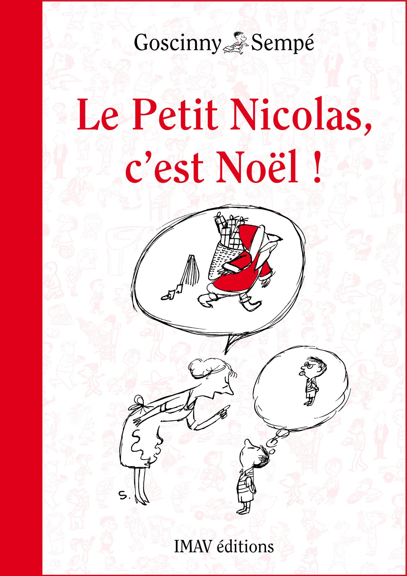 Le Petit Nicolas, c'est Noël !