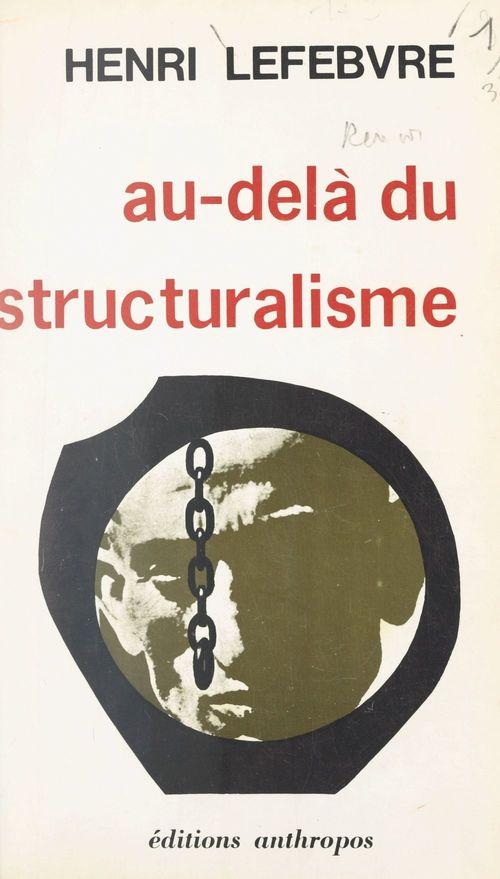 Au-delà du structuralisme