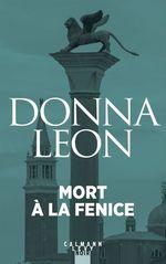 Vente Livre Numérique : Mort à la Fenice  - Donna Leon