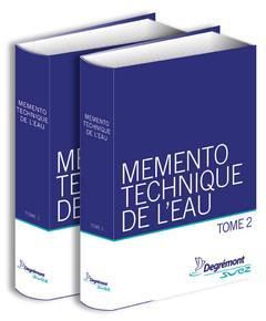 Memento Technique De L'Eau