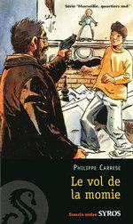Vente EBooks : Le vol de la momie  - Philippe CARRESE