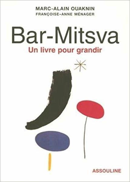 Bar-mitsva ; un livre pour grandir