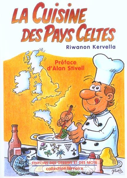 La cuisine des pays celtes