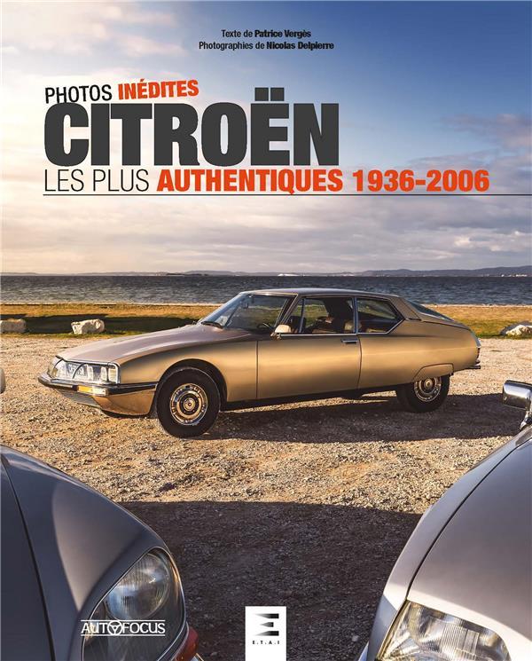 Citroën, les plus beaux