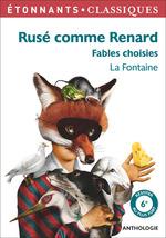 Vente Livre Numérique : Rusé comme Renard  - Jean (de) La Fontaine