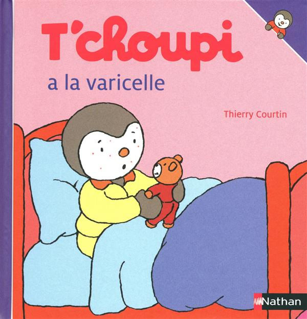 T'Choupi A La Varicelle
