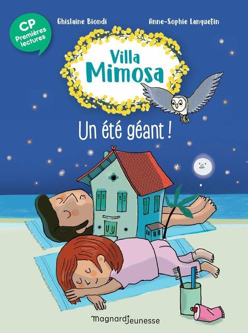 Villa Mimosa T.5 ; un été géant !