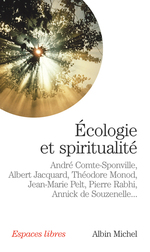 Vente Livre Numérique : Ecologie et spiritualité  - Albert Jacquard - Pierre Rabhi