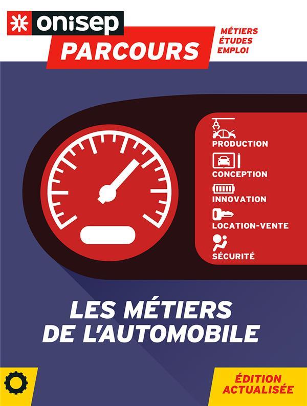 Les Metiers De L'Automobile
