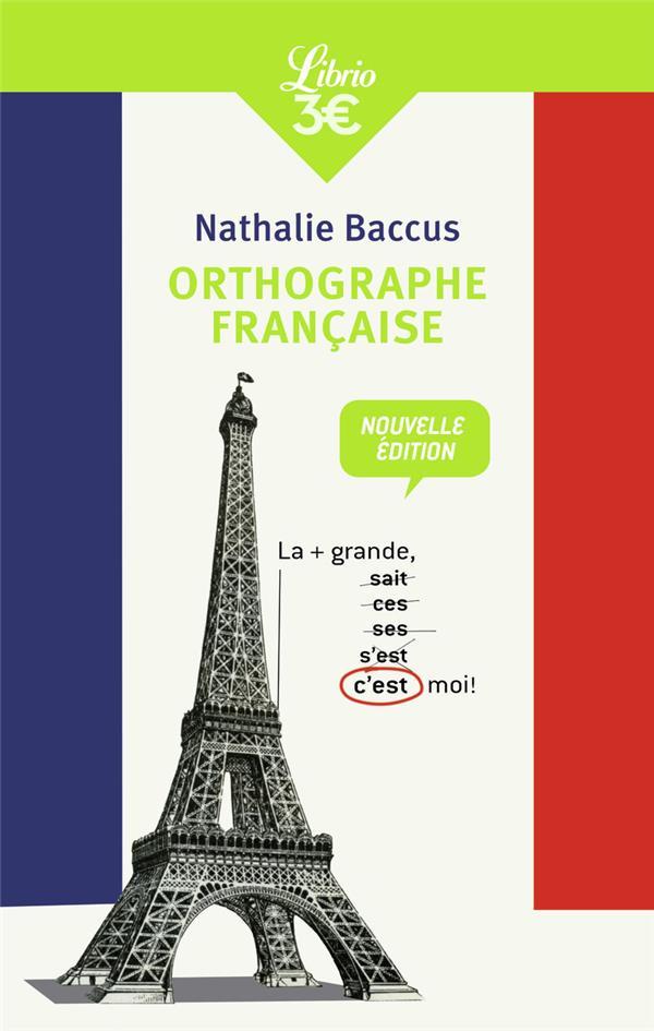 Orthographe française