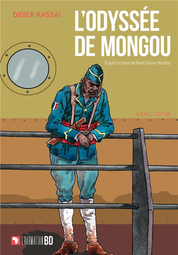 odyssée de Mongou