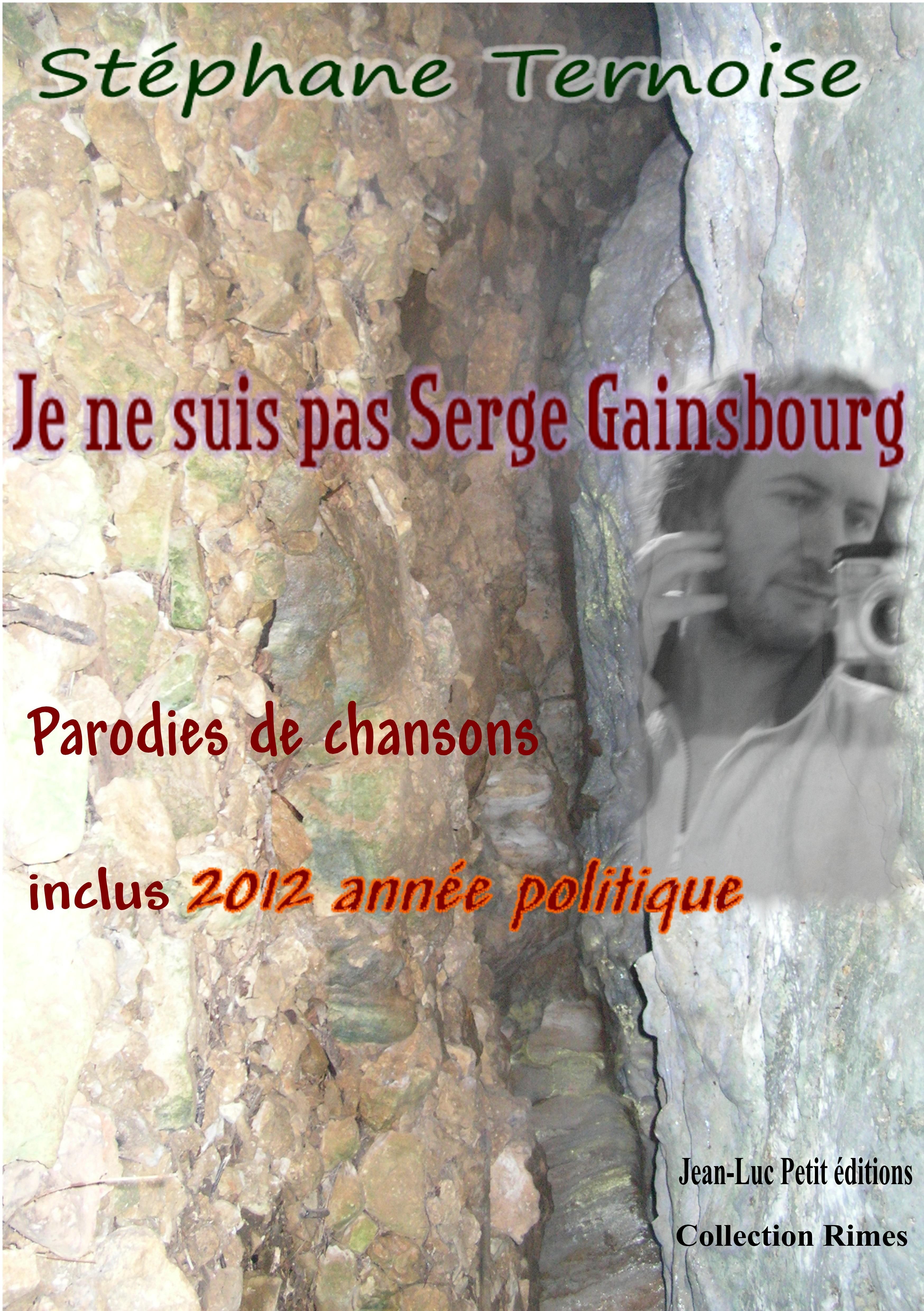 Je ne suis pas Serge Gainsbourg