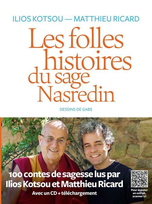 Les folles histoires du sage Nasredin (+ mp3)