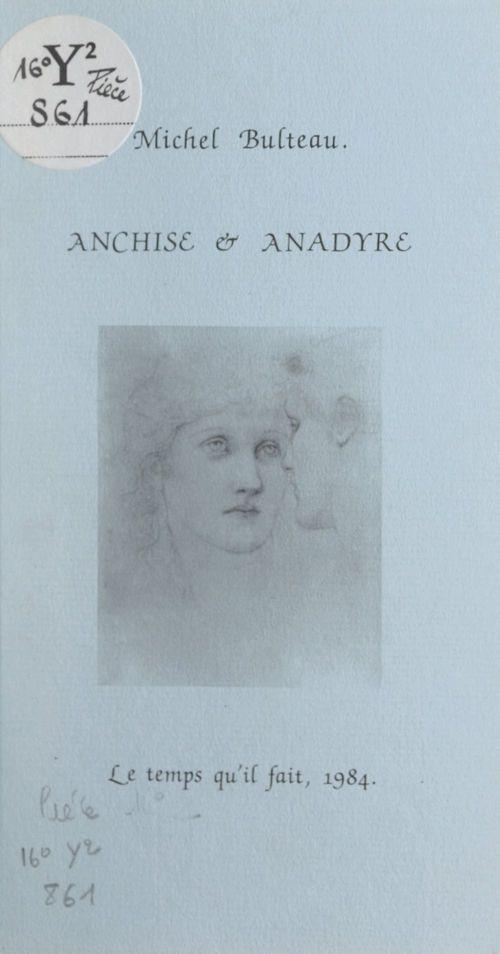 Anchise et Anadyre