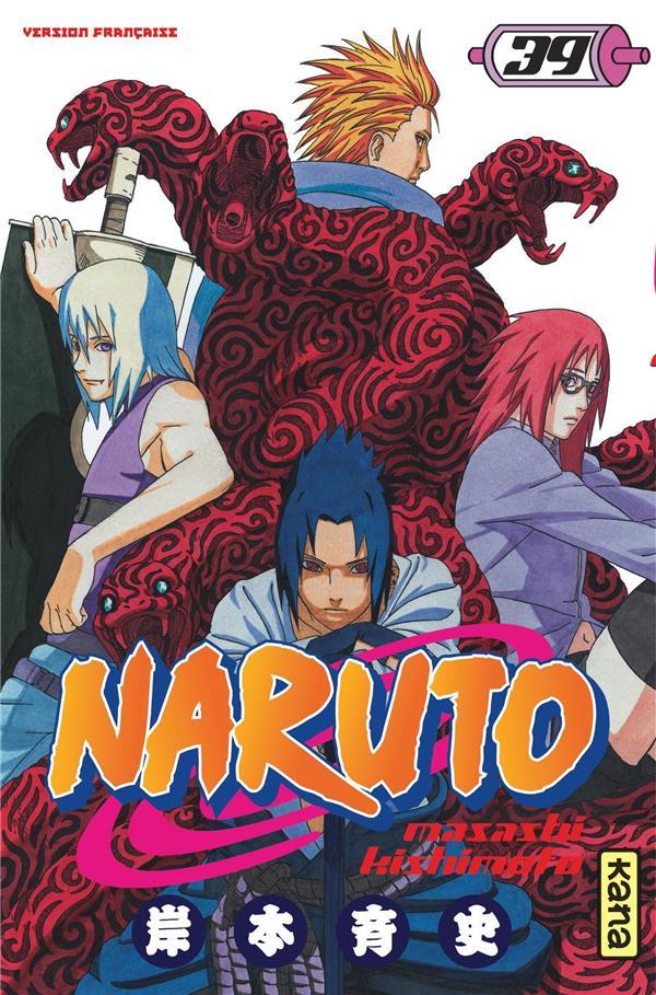 Naruto T39