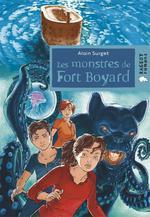 Vente Livre Numérique : Les monstres de Fort Boyard  - Alain Surget