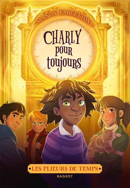 Les plieurs de temps T.4 ; Charly pour toujours