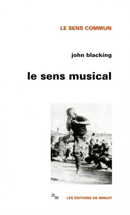 Le sens musical