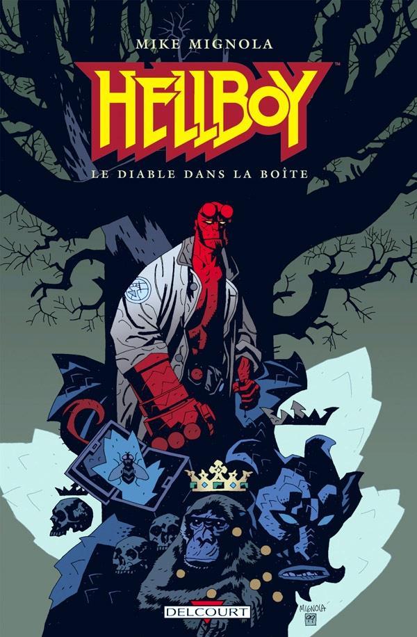 Hellboy T.5 ; Le Diable Dans La Boite