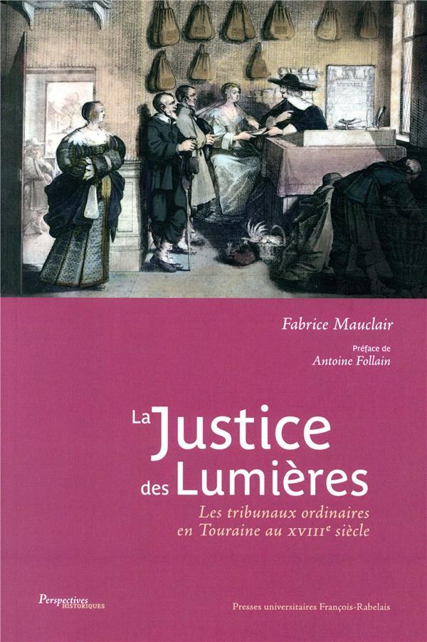 La justice des Lumières