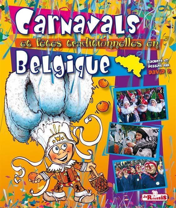 Carnaval et fetes traditionelles en belgique