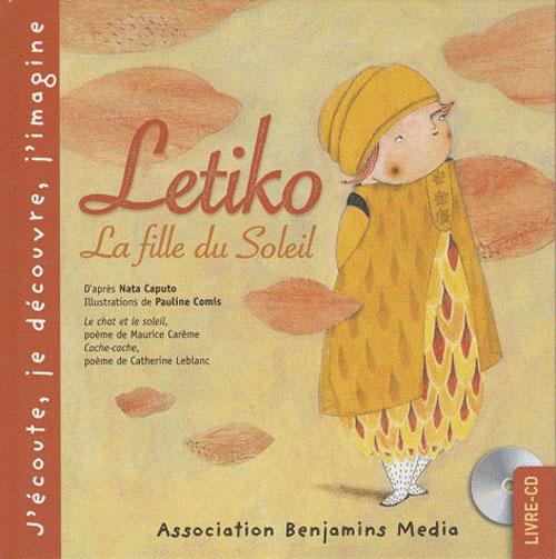 Letiko, la fille du Soleil