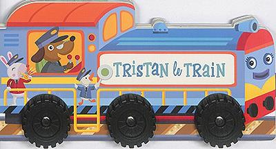 le petit pilote ; Tristan le train