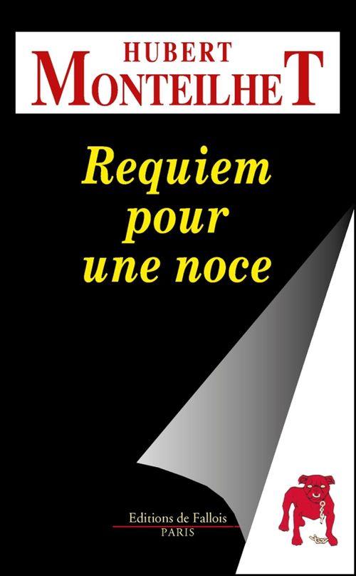 Requiem pour une noce