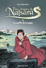Vente Livre Numérique : Les dragons de Nalsara compilation, Tome 04  - Marie-Hélène Delval