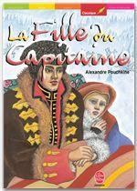 Vente Livre Numérique : La fille du capitaine - Texte intégral  - Alexandre Pouchkine
