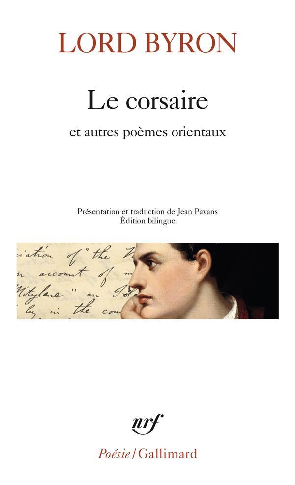 Le corsaire et autres poèmes orientaux