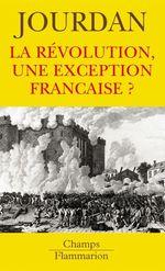 Vente Livre Numérique : La Révolution, une exception française?  - Annie Jourdan