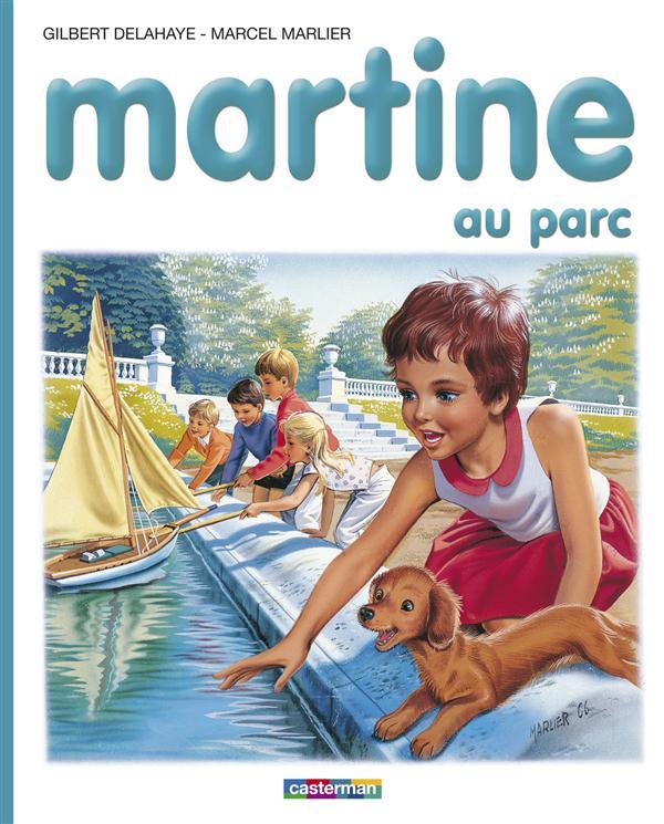 Martine T.17 ; Martine au parc