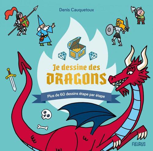 Je dessine des dragons