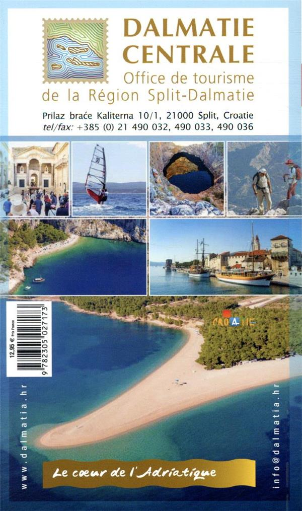 GUIDE PETIT FUTE ; COUNTRY GUIDE ; Croatie (édition 2020)