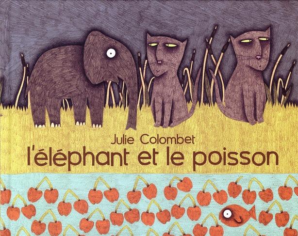 L'éléphant et le poisson